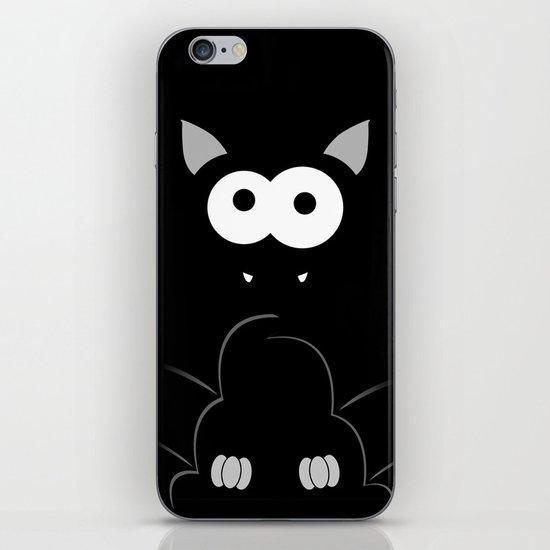 Minimal Bat iPhone & iPod Skin