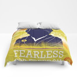 FEARLESS: For Freedom Comforters