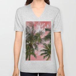 Pink paradise Unisex V-Neck