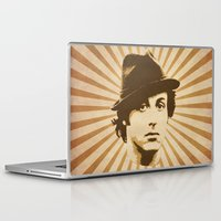 rocky Laptop & iPad Skins featuring Rocky by Durro
