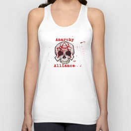 anarchy alliance Unisex Tank Top