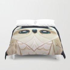 Starla the Owl Duvet Cover