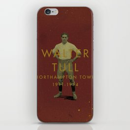 Northampton - Tull iPhone Skin