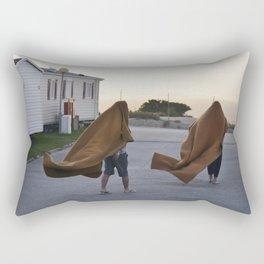 Sometimes life looks life a movie Rectangular Pillow