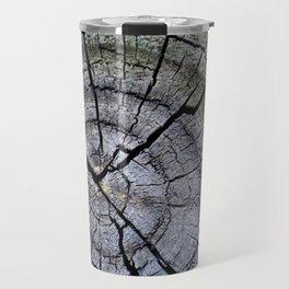 Tree Rings Travel Mug