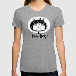 Hobo Kitty T-shirt