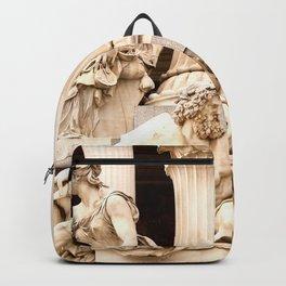 Beautiful Sculptures #decor #society6 #buyart Backpack