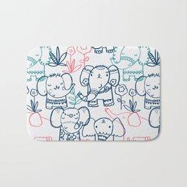 Elephant Parade Bath Mat