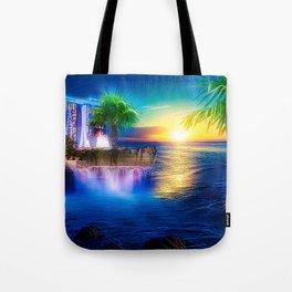 Dreamland-big Tote Bag