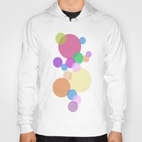bubble Hoodies featuring Bubble by Angela Capacchione