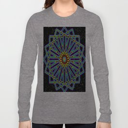 Square Space Long Sleeve T-shirt