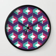 DiamNet Wall Clock