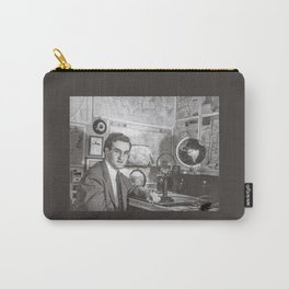 Ham radio guy science communication Carry-All Pouch