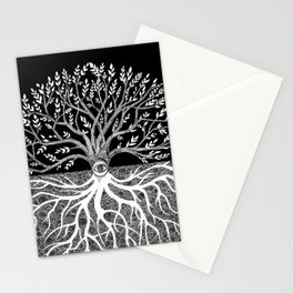 Druid Tree of Life Stationery Cards