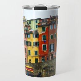 Cinque Terre - Riomaggiore Travel Mug