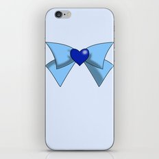 Super Sailor Mercury iPhone & iPod Skin
