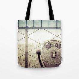New York City Summer Tote Bag