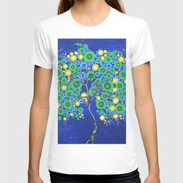 Peacock Tree of Life T-shirt