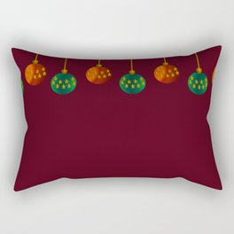 Christmas - The Best Time Of The Year Rectangular Pillow