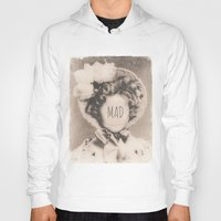 mad Hoodies featuring MAD by Oddworld Art