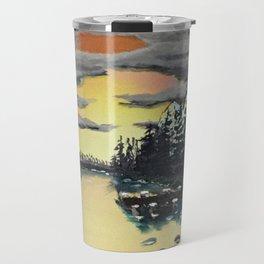 Reflection on Eveilebekem Travel Mug