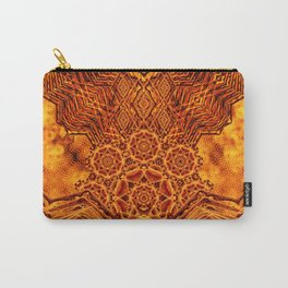 Fire Elemental Temple Carry-All Pouch