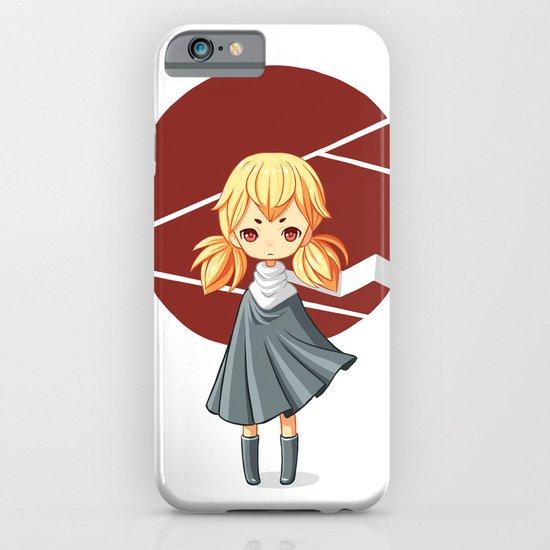 Tokyo Girl iPhone & iPod Case