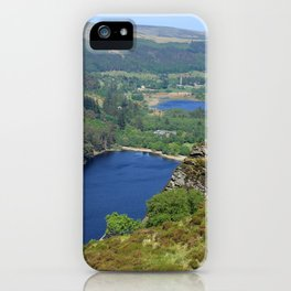 Wicklow Mountains iPhone Case