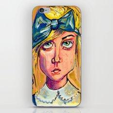 Alice 1 iPhone & iPod Skin