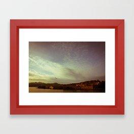 Portoferraio Framed Art Print