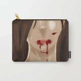 Kenzie .:Tears of Pain:. Carry-All Pouch
