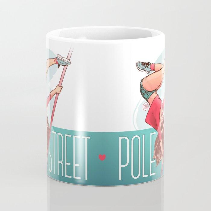 Pole Friends - Street Handspring Coffee Mug