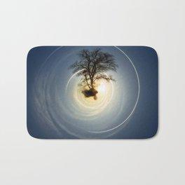 Tiny Planet 5 - The Last Lampost Bath Mat