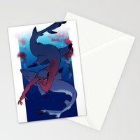 Ladykiller Stationery Cards
