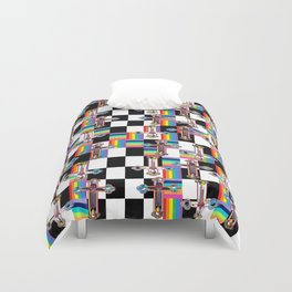 Jesus is The New Pattern Duvet Cover