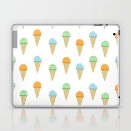 Ice Cream Pattern Laptop & iPad Skin