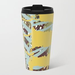 Paradise texture Travel Mug
