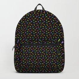 Neon Sprinkles Backpack