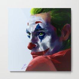 Joker - Arthur Fleck Metal Print
