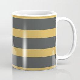 Yellow Gold Matte Coffee Mug