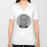 larry stylinson V-neck T-shirts featuring Larry by Alexia Rose