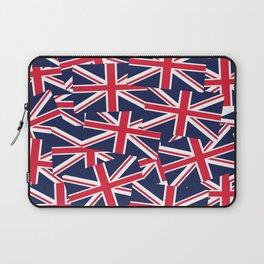 Union Jack Flags Laptop Sleeve