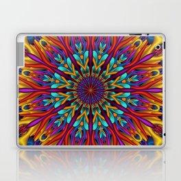 Amazing colors 3D mandala Laptop & iPad Skin
