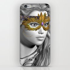 The Mask iPhone & iPod Skin