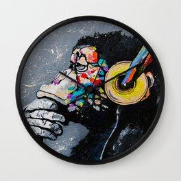 MELOMONKEY I Wall Clock