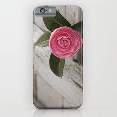 Pink Porch Flower iPhone 6s Slim Case