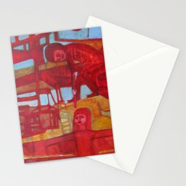 Mechanisms of Belief Part 2 Stationery Cards