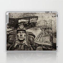 Mining Tribute Antique 1 Laptop & iPad Skin
