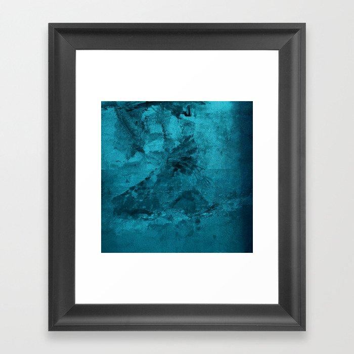 Oxum Framed Art Print