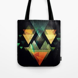The Triangle collection  Tote Bag